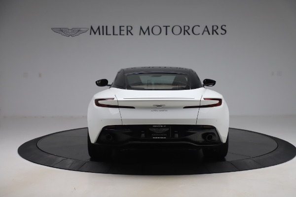 New 2020 Aston Martin DB11 V8 for sale $233,266 at Aston Martin of Greenwich in Greenwich CT 06830 5