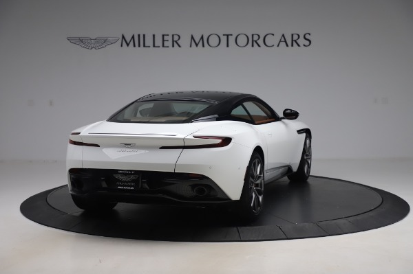 New 2020 Aston Martin DB11 V8 Coupe for sale $233,266 at Aston Martin of Greenwich in Greenwich CT 06830 6