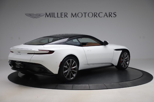 New 2020 Aston Martin DB11 V8 Coupe for sale $233,266 at Aston Martin of Greenwich in Greenwich CT 06830 7