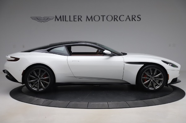 New 2020 Aston Martin DB11 V8 Coupe for sale $233,266 at Aston Martin of Greenwich in Greenwich CT 06830 8