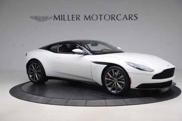 New 2020 Aston Martin DB11 V8 Coupe for sale $233,266 at Aston Martin of Greenwich in Greenwich CT 06830 9