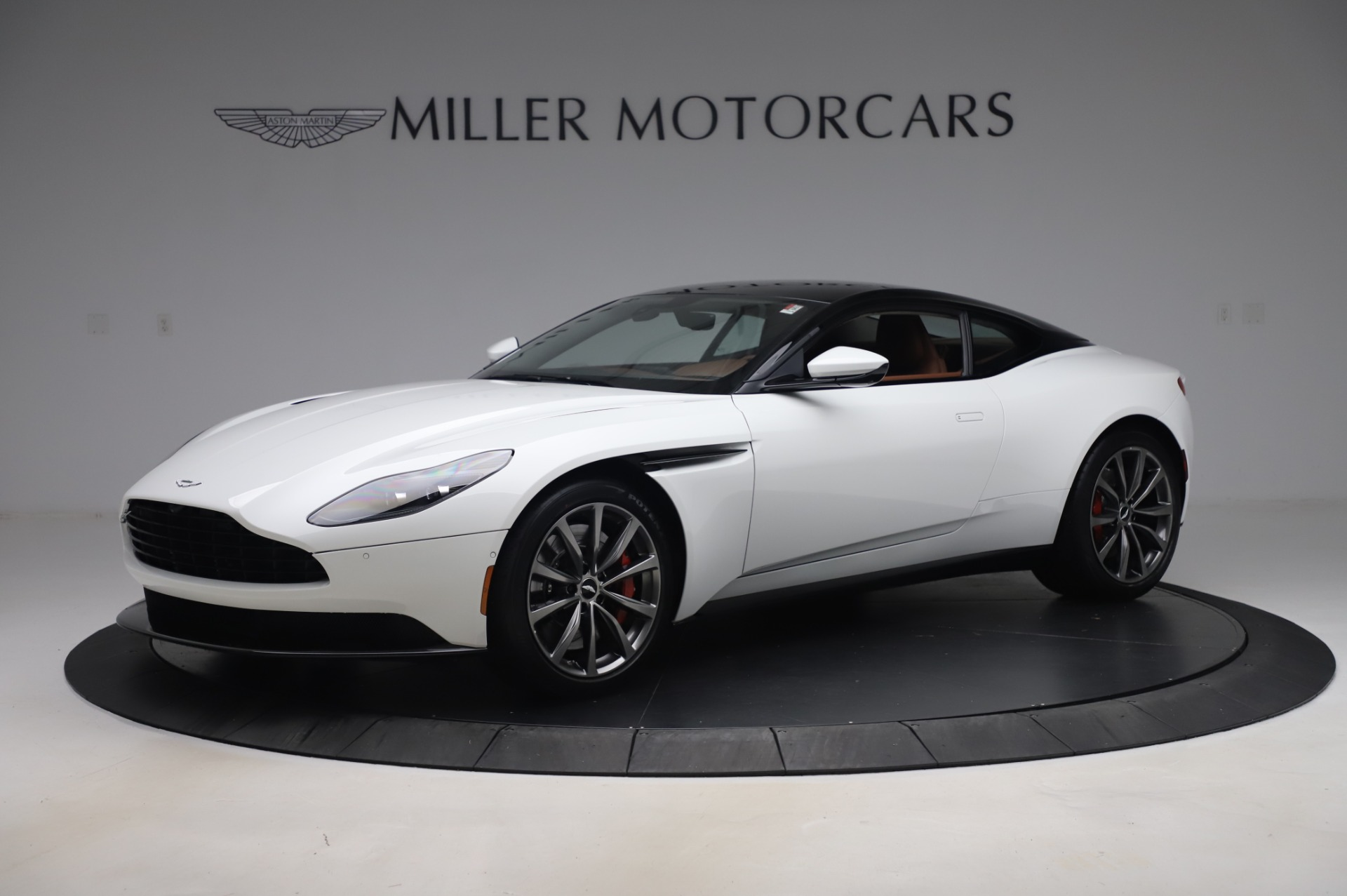 New 2020 Aston Martin DB11 V8 Coupe for sale $233,266 at Aston Martin of Greenwich in Greenwich CT 06830 1