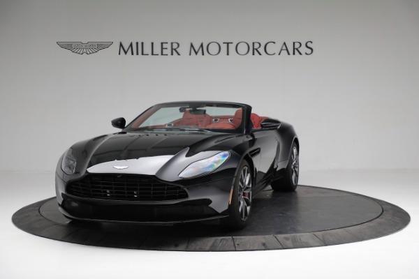 New 2020 Aston Martin DB11 Volante Convertible for sale $247,386 at Aston Martin of Greenwich in Greenwich CT 06830 12