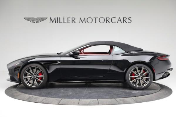 New 2020 Aston Martin DB11 Volante Convertible for sale $247,386 at Aston Martin of Greenwich in Greenwich CT 06830 14