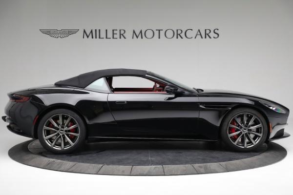 New 2020 Aston Martin DB11 Volante Convertible for sale $247,386 at Aston Martin of Greenwich in Greenwich CT 06830 17