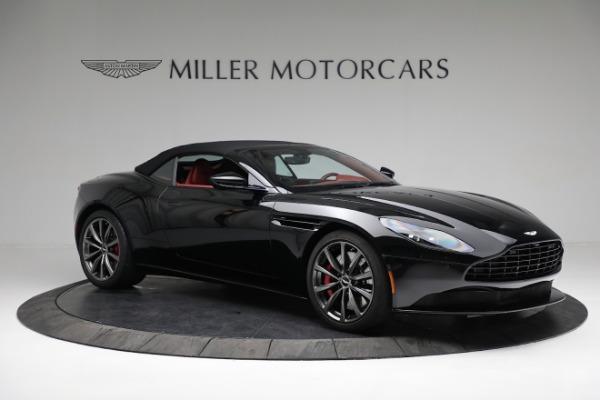 New 2020 Aston Martin DB11 Volante Convertible for sale $247,386 at Aston Martin of Greenwich in Greenwich CT 06830 18