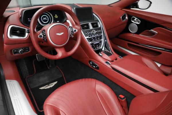 New 2020 Aston Martin DB11 Volante Convertible for sale $247,386 at Aston Martin of Greenwich in Greenwich CT 06830 19