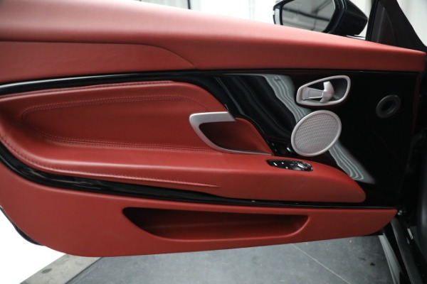 New 2020 Aston Martin DB11 Volante Convertible for sale $247,386 at Aston Martin of Greenwich in Greenwich CT 06830 24