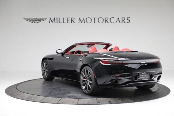 New 2020 Aston Martin DB11 Volante Convertible for sale $247,386 at Aston Martin of Greenwich in Greenwich CT 06830 4