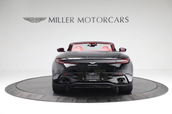 New 2020 Aston Martin DB11 Volante Convertible for sale $247,386 at Aston Martin of Greenwich in Greenwich CT 06830 5