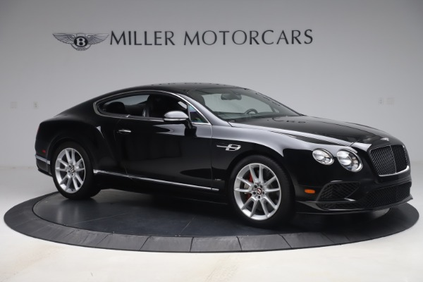 Used 2016 Bentley Continental GT V8 S for sale $127,900 at Aston Martin of Greenwich in Greenwich CT 06830 10