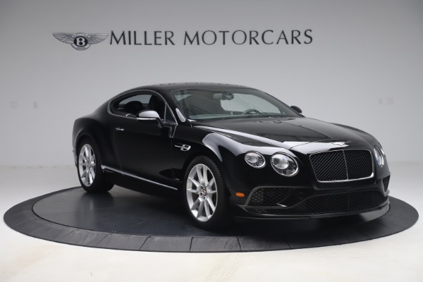 Used 2016 Bentley Continental GT V8 S for sale $127,900 at Aston Martin of Greenwich in Greenwich CT 06830 11