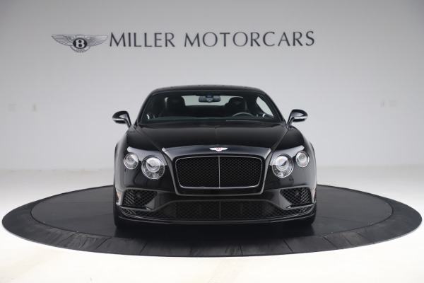 Used 2016 Bentley Continental GT V8 S for sale $127,900 at Aston Martin of Greenwich in Greenwich CT 06830 12