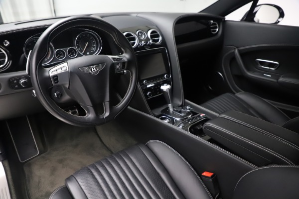 Used 2016 Bentley Continental GT V8 S for sale $127,900 at Aston Martin of Greenwich in Greenwich CT 06830 13