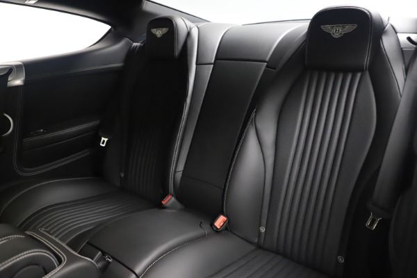 Used 2016 Bentley Continental GT V8 S for sale $127,900 at Aston Martin of Greenwich in Greenwich CT 06830 17
