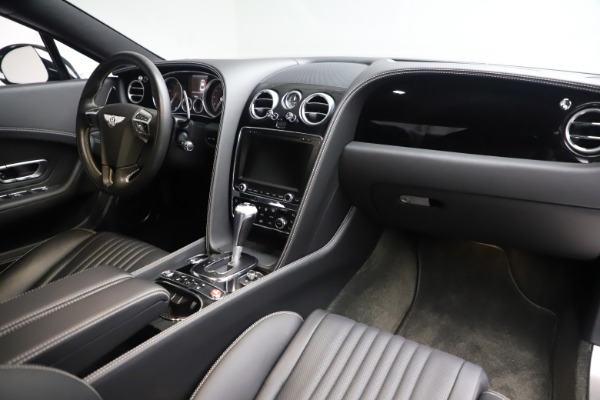 Used 2016 Bentley Continental GT V8 S for sale $127,900 at Aston Martin of Greenwich in Greenwich CT 06830 18