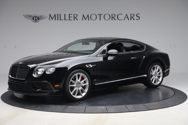 Used 2016 Bentley Continental GT V8 S for sale $127,900 at Aston Martin of Greenwich in Greenwich CT 06830 2