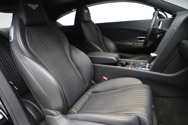 Used 2016 Bentley Continental GT V8 S for sale $127,900 at Aston Martin of Greenwich in Greenwich CT 06830 20
