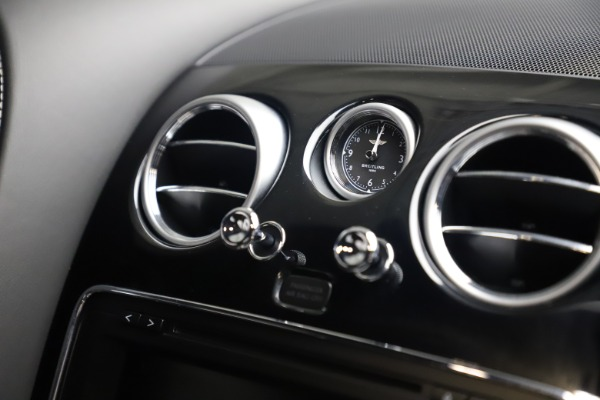 Used 2016 Bentley Continental GT V8 S for sale $119,900 at Aston Martin of Greenwich in Greenwich CT 06830 23