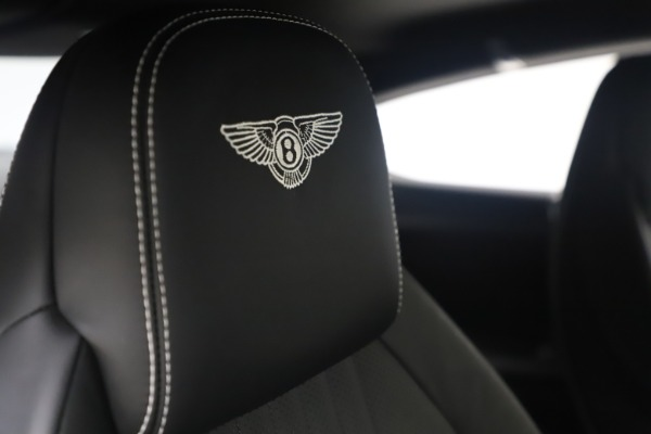 Used 2016 Bentley Continental GT V8 S for sale $127,900 at Aston Martin of Greenwich in Greenwich CT 06830 24