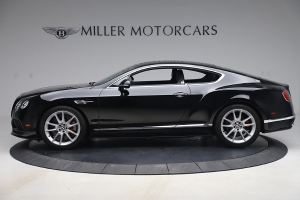 Used 2016 Bentley Continental GT V8 S for sale $127,900 at Aston Martin of Greenwich in Greenwich CT 06830 3