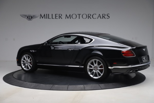 Used 2016 Bentley Continental GT V8 S for sale $127,900 at Aston Martin of Greenwich in Greenwich CT 06830 4