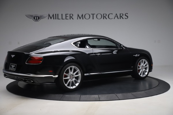 Used 2016 Bentley Continental GT V8 S for sale $119,900 at Aston Martin of Greenwich in Greenwich CT 06830 8
