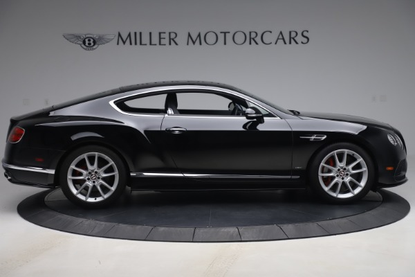 Used 2016 Bentley Continental GT V8 S for sale $119,900 at Aston Martin of Greenwich in Greenwich CT 06830 9