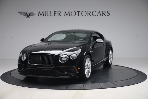 Used 2016 Bentley Continental GT V8 S for sale $119,900 at Aston Martin of Greenwich in Greenwich CT 06830 1