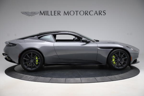New 2020 Aston Martin DB11 V12 AMR Coupe for sale $265,421 at Aston Martin of Greenwich in Greenwich CT 06830 10