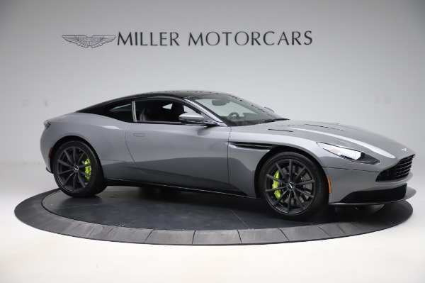 New 2020 Aston Martin DB11 V12 AMR Coupe for sale $265,421 at Aston Martin of Greenwich in Greenwich CT 06830 11