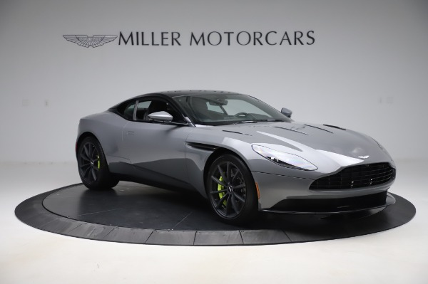 New 2020 Aston Martin DB11 V12 AMR Coupe for sale $265,421 at Aston Martin of Greenwich in Greenwich CT 06830 12