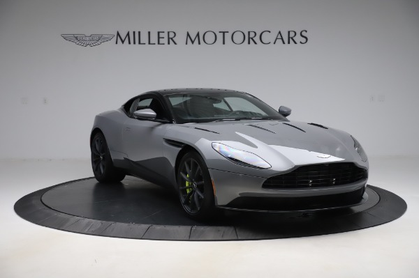 New 2020 Aston Martin DB11 V12 AMR Coupe for sale $265,421 at Aston Martin of Greenwich in Greenwich CT 06830 13