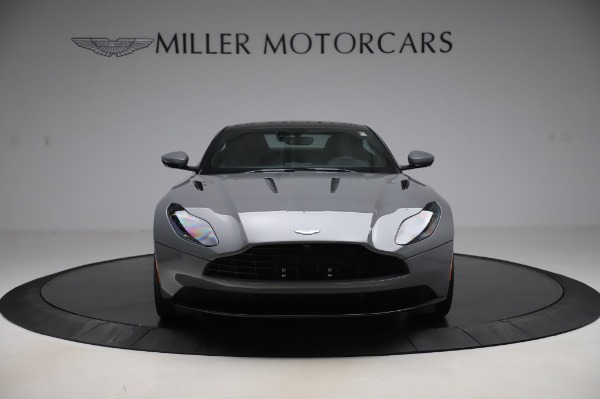 New 2020 Aston Martin DB11 V12 AMR Coupe for sale $265,421 at Aston Martin of Greenwich in Greenwich CT 06830 14