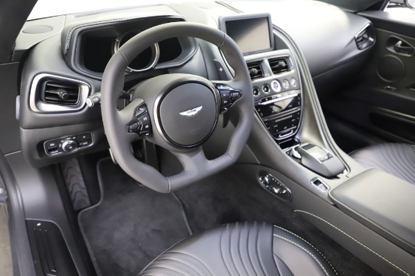 New 2020 Aston Martin DB11 V12 AMR Coupe for sale $265,421 at Aston Martin of Greenwich in Greenwich CT 06830 15