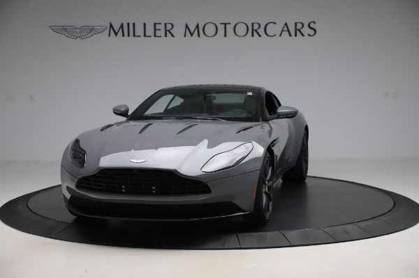 New 2020 Aston Martin DB11 V12 AMR Coupe for sale $265,421 at Aston Martin of Greenwich in Greenwich CT 06830 2