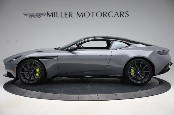 New 2020 Aston Martin DB11 V12 AMR Coupe for sale $265,421 at Aston Martin of Greenwich in Greenwich CT 06830 3