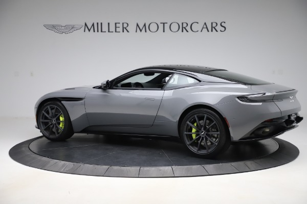 New 2020 Aston Martin DB11 V12 AMR Coupe for sale $265,421 at Aston Martin of Greenwich in Greenwich CT 06830 4