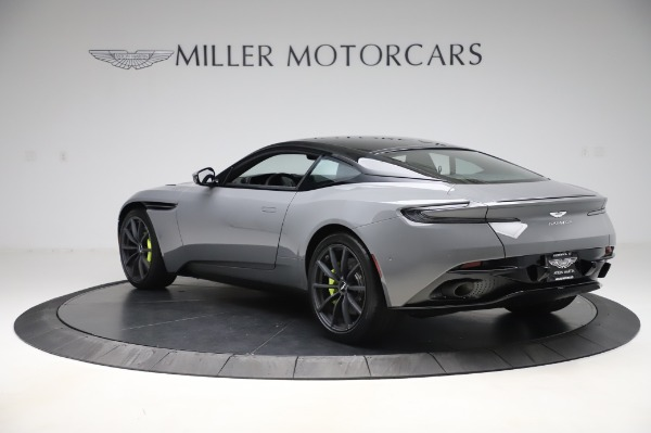 New 2020 Aston Martin DB11 V12 AMR Coupe for sale $265,421 at Aston Martin of Greenwich in Greenwich CT 06830 5