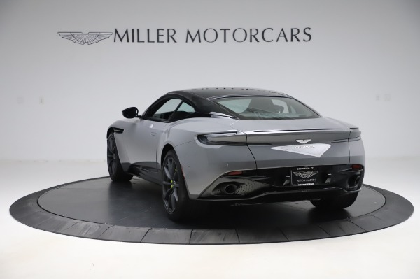 New 2020 Aston Martin DB11 V12 AMR Coupe for sale $265,421 at Aston Martin of Greenwich in Greenwich CT 06830 6