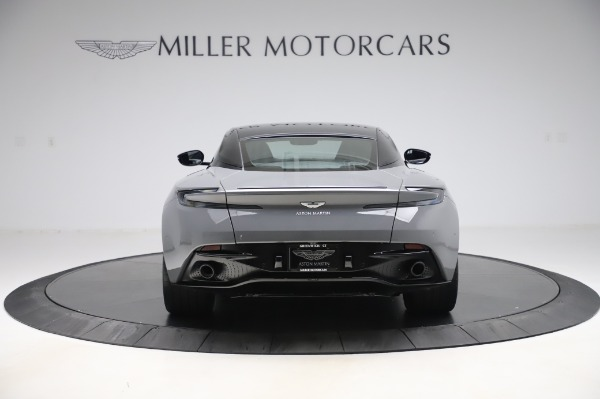New 2020 Aston Martin DB11 V12 AMR Coupe for sale $265,421 at Aston Martin of Greenwich in Greenwich CT 06830 7