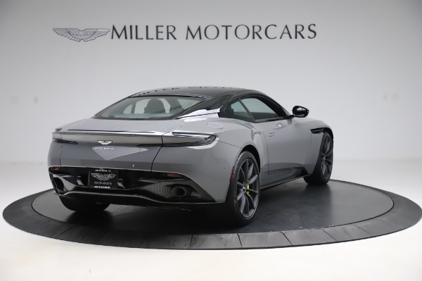 New 2020 Aston Martin DB11 V12 AMR Coupe for sale $265,421 at Aston Martin of Greenwich in Greenwich CT 06830 8