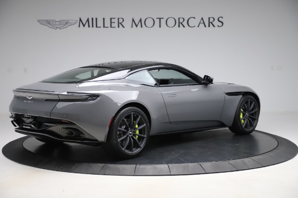 New 2020 Aston Martin DB11 V12 AMR Coupe for sale $265,421 at Aston Martin of Greenwich in Greenwich CT 06830 9