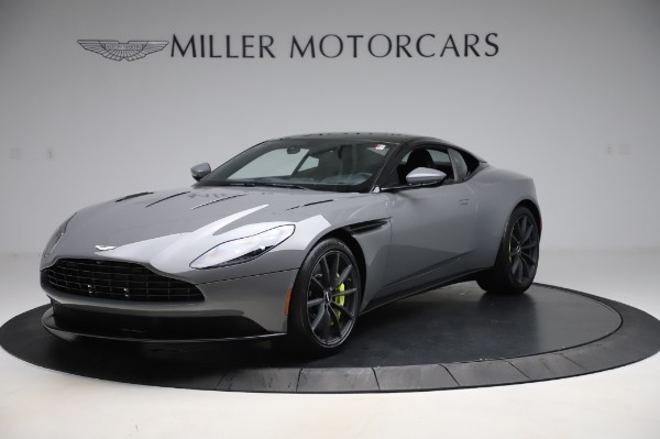 New 2020 Aston Martin DB11 V12 AMR Coupe for sale $265,421 at Aston Martin of Greenwich in Greenwich CT 06830 1