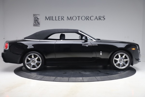 Used 2017 Rolls-Royce Dawn for sale $245,900 at Aston Martin of Greenwich in Greenwich CT 06830 14