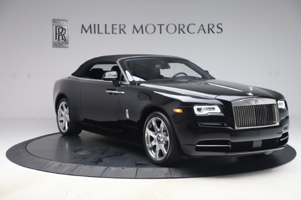 Used 2017 Rolls-Royce Dawn for sale $245,900 at Aston Martin of Greenwich in Greenwich CT 06830 15