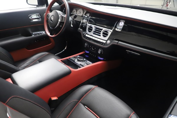 Used 2017 Rolls-Royce Dawn for sale $245,900 at Aston Martin of Greenwich in Greenwich CT 06830 23