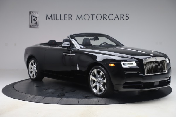 Used 2017 Rolls-Royce Dawn for sale $245,900 at Aston Martin of Greenwich in Greenwich CT 06830 6