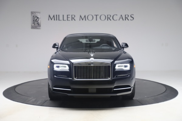 Used 2017 Rolls-Royce Dawn for sale $245,900 at Aston Martin of Greenwich in Greenwich CT 06830 8
