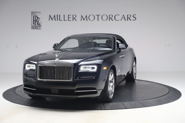 Used 2017 Rolls-Royce Dawn for sale $245,900 at Aston Martin of Greenwich in Greenwich CT 06830 9
